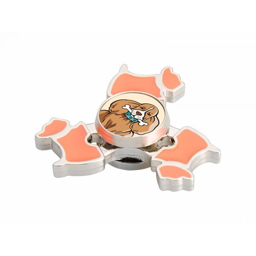 Fidget Spinner(Dog, Orange)