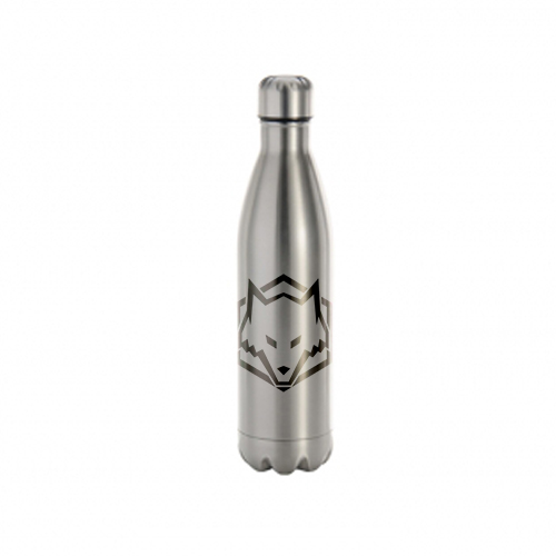 17oz Stainless Steel Coka Shaped Bottle(Silver)