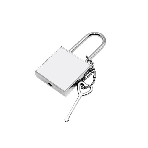 Metal Lock ( Square)
