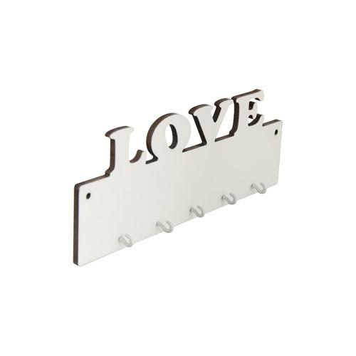 LOVE Hanging Hardboard