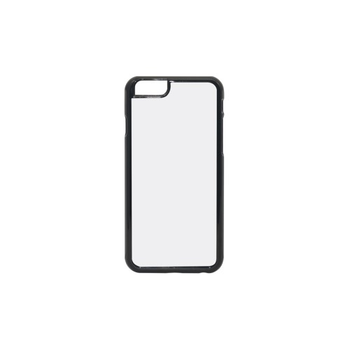 iPhone 6/6S Cover (Plastic, Black)