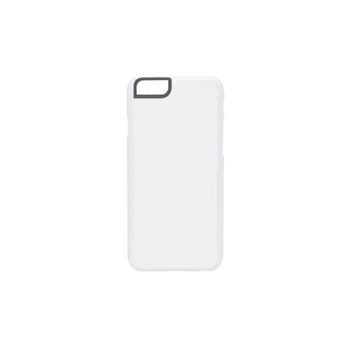 iPhone 6/6S Cover (Plastic, White)
