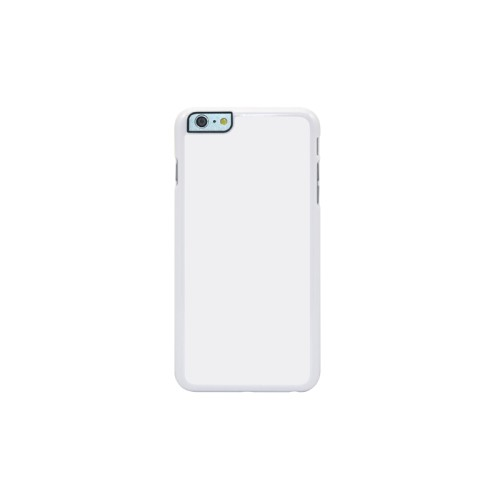 iPhone 6/6S Plus Cover (Plastic,White)